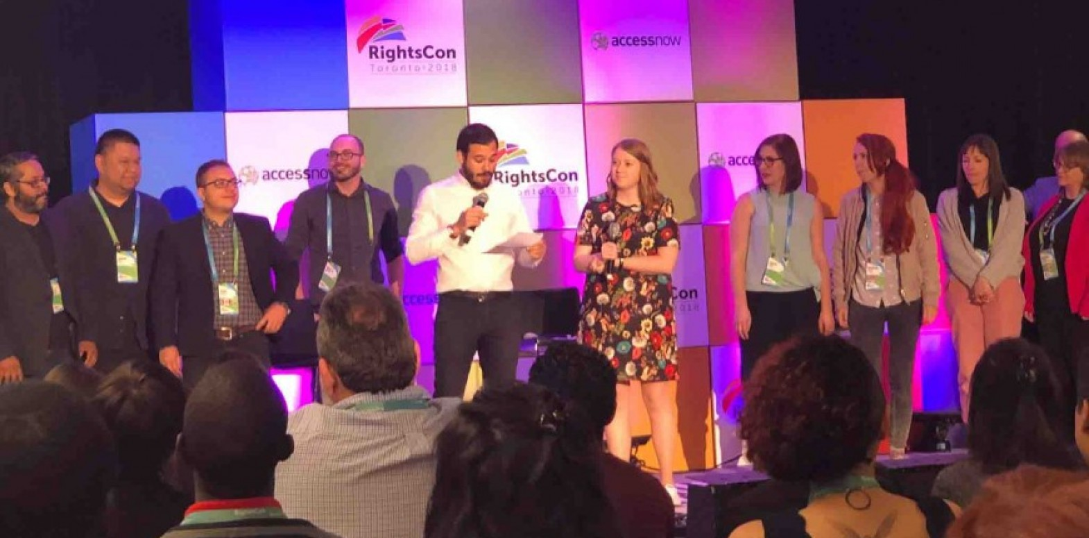 RightsCon kicks off with the participation of Verify-Sy