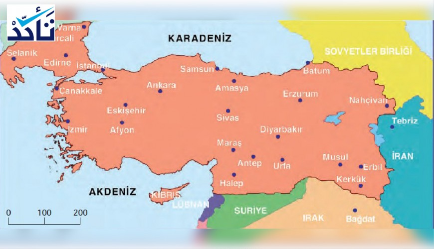 Verify-sy | Truth behind Map of Turkey That Includes Large ...